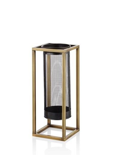 The Mia Fener 50 Cm - Siyah & Gold Siyah